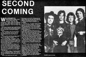 Record Mirror 17 October 1981