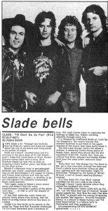 Record Mirror 19 December 1981
