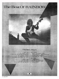 Record Mirror 21 November 1981
