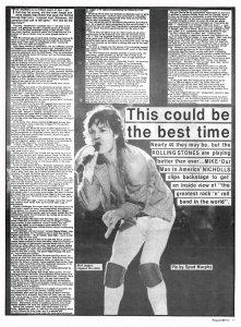 Record Mirror 5 December 1981