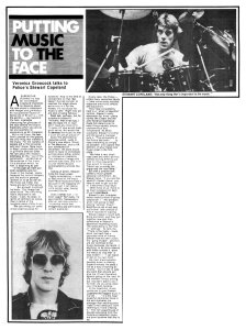 Record Mirror 28 November 1981