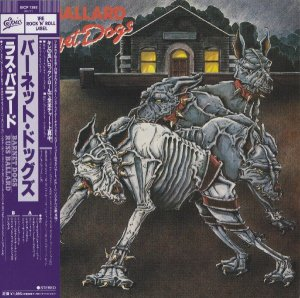 RUSS BALLARD (Hard Rock, Melodic Rock-UK)1974Russ Ballard4-page+japan booklet+OBI