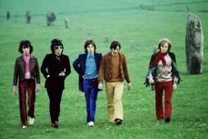 Avebury Hill, 1968  Photos by David Bailey