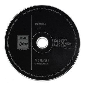 Подскажите please, имею вот такой CD битловского RARITIES. Почему-то песня Across The Universe в спекторовской аранжировке. Это так и было на Одеоне или это из-за того, что у меня пиратский диск?