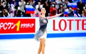 * 17 апреля, в Японии завершилсякомандный чемпионат мира по фигурному катанию.