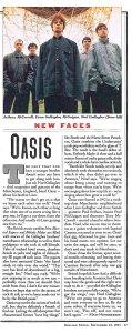 Новые имена  Rolling Stone 22 September 1994
