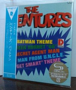 Ventures - The Ventures aka Batman Theme (Mono/Stereo) UICY-78270