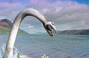 Loch Ness Monster... :)