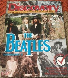 Журнал Discovery Время выхода неизвестно.  На обложке два снимка из фотосессии.