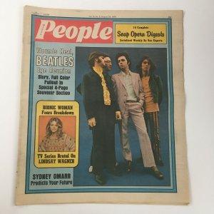 Modern People 29 августа 1976 Vol 9 №9