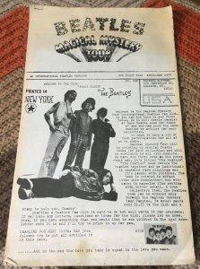 Самиздатовский Magical Mystery Tour, выпуск за 1977 г.