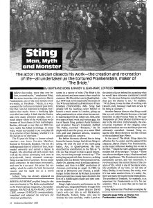 Starlog No 101 December 1985