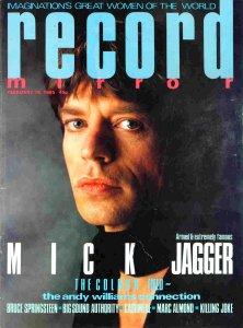 Record Mirror 16 December 1985