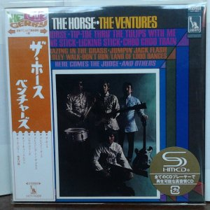 Ventures - The Horse (Stereo) UICY-76209