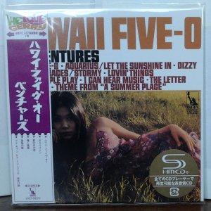 Ventures - Hawaii Five-0 (Stereo) UICY-76211