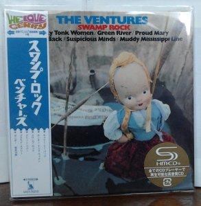 Ventures - Swamp Rock (Stereo) UICY-76212