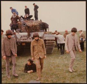3 мая 1965 Съёмки фильма Help!