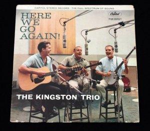 The Kingston Trio, 1959.