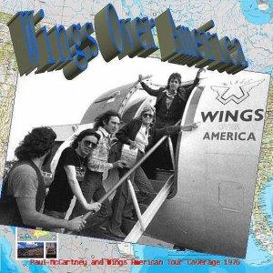 3 мая 1976 Пол и Wings начали в этот день свой первый тур по Америке Wings Over America Tour