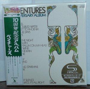 Ventures - 10th Anniversary Album (Stereo)  UICY-76213