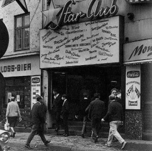 4 мая 1962: Концерт Битлз: Star-Club, Гамбург