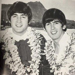 4 мая 1964 Джон и Пол в Гонолулу