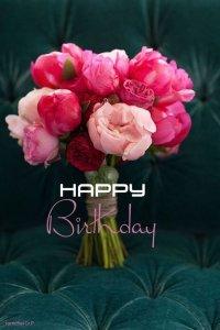 С Днём рождения! Самые лучшие пожелания!