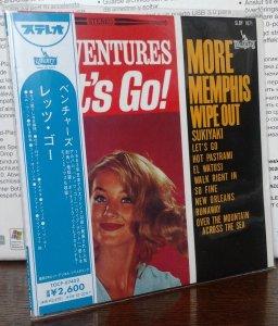Ventures - Let's Go! (Stereo/Mono) TOCP-67402