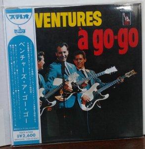 Ventures - The Ventures A Go-Go (Stereo/Mono) TOCP-67405