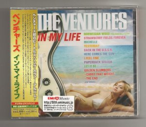 The Ventures ‎– In My Life