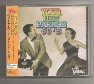 The Ventures ‎– Your Hit Parade 60's