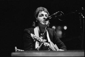 4 мая 1976 Концерт Пола Маккартни и группы Wings в Хьюстоне, Техас