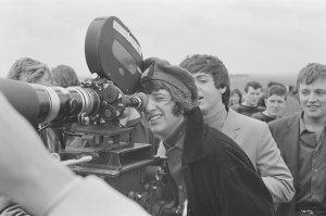 3-5 мая 1965 г. на съёмках Help!