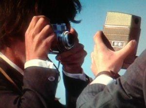 Фотографии битлов с фотоаппаратами