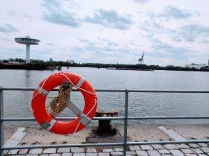 Мы пришли сегодня в порт...