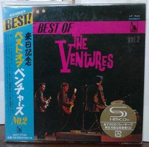 The Best Of Ventures Vol 2 (UICY-77122)