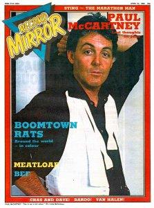Record Mirror 24 April 1982