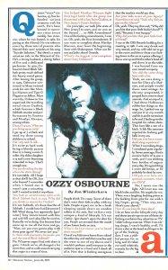 Rolling Stone 26 June 1997