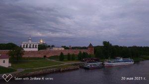 Великий Новгород вчера