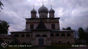 Знаменский монастырь на Торговой стороне
