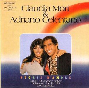 ADRIANO CELENTANO & CLAUDIA MORI NEW!!!Storia D'Amore    РЕДЧАЙШИЙ АЛЬБОМ 1982
