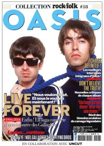 Collection Rock and Folk No 18 2021 Oasis – 148 стр., 75 Мб, PDF
