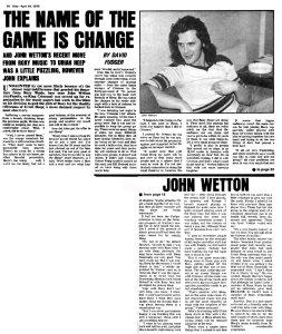 Disc 19 April 1975