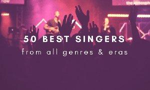 Начинаем новый опрос: 50 любимых вокалистов beatles.ru.