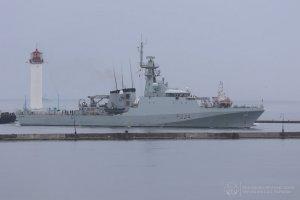 Одесса HMS Trent Royal Navy 🇬🇧