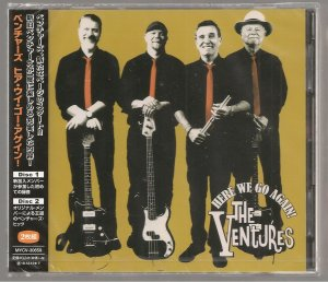 The Ventures – Here We Go Again!