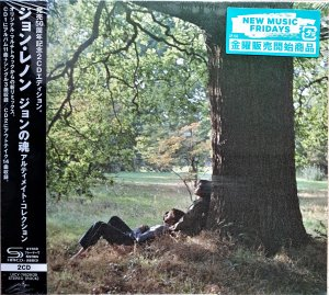 John Lennon / Plastic Ono Band: John Lennon / Plastic Ono Band {The Ultimate Remixes Japanese 2SHM-CD Box set}.