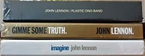 John Lennon / Plastic Ono Band - The Ultimate Collection box and book (2021)