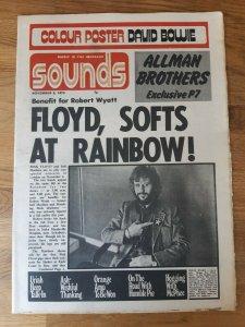 Sounds  03 ноября 1973