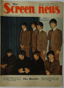 SCREEN NEWS  31 июля 1964